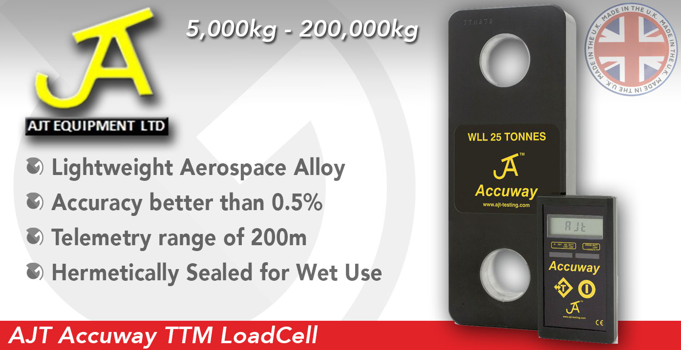 AJT Accuway TTM Telemetry Loadcell