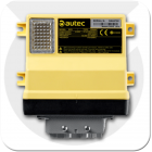 Autec AIR AJR radio receiver for controlling overhead cranes in factories