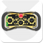 Autec MJ05 Joystick Controller Top View