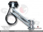 Single steel collector arm for Colton conductor system safe-t-bar