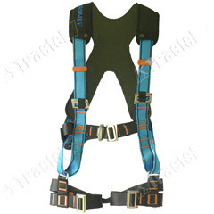 Tractel Technical comfort harness HT45XP from Granada Cranes and Handling
