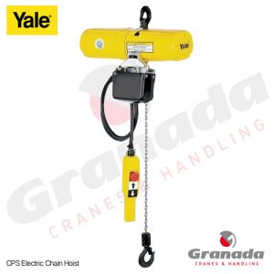 Yale CPS Electric Chain Hoist from Granada Cranes and Handling
