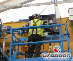 24 hour nationwide breakdown and repair service for overhead cranes and lifting equipment