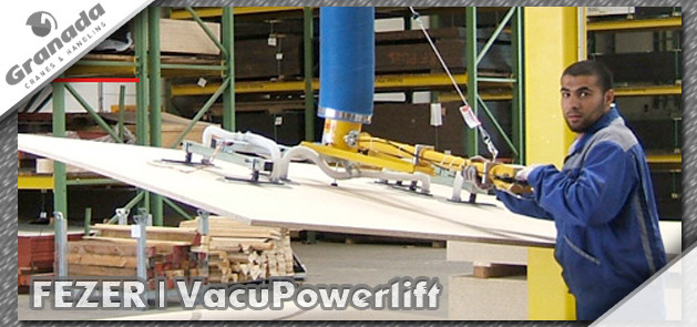 Fezer VacuPowerlift VPL from Granada Cranes and Handling