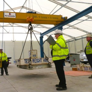 Testing and Certification of Lifting Equipment