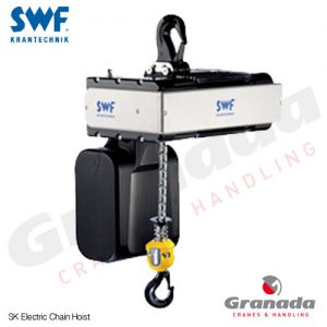 SWF SK Electric Chain Hoist from Granada Cranes and Handling
