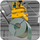 Tecnomagnete coil handling products from granada cranes UK