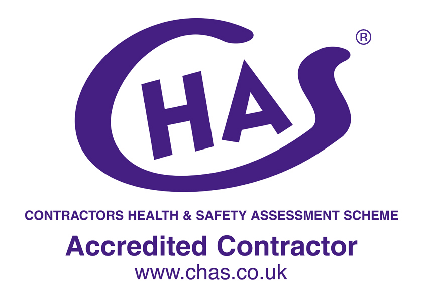 Granada Cranes and Handling become an accreddited contractor with CHAS