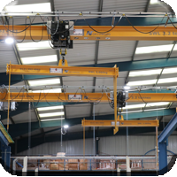 Paper products overhead crane case study featured image