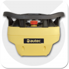 advanced radio remote control from Autec for controlling overhead cranes such as Morris cranes