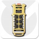 MK06DF Remote control by Autec for lifting equipment