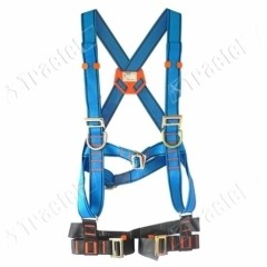Tractel Technical comfort harness HT44 from Granada Cranes and Handling