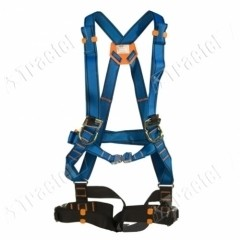 Tractel Technical comfort harness HT44A from Granada Cranes and Handling
