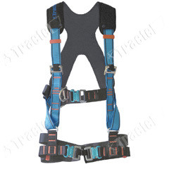 Tractel Technical comfort harness HT45A XP from Granada Cranes and Handling