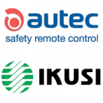 Ikusi and autec Radio remote control systems and pendants from Granada Cranes & Handling. RC Control sytems for overhead lifting applications.