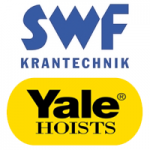 SWF Krantechnik, SWF Hoists and Lifitng Components along with Yale Hoist and lifting available from Granada Cranes and Handling