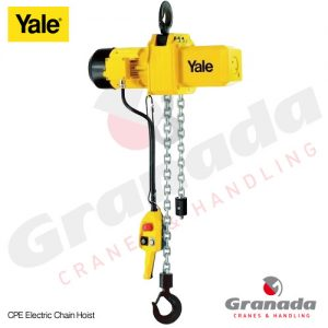 Yale CPE Electric Chain Hoist from Granada Cranes and Handling