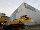 Overhead crane installation for Aerospace giant by Granada Cranes and Handling