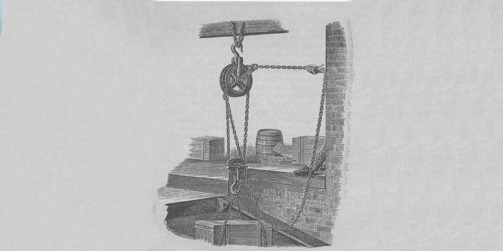 Thomas Weston Load Brake