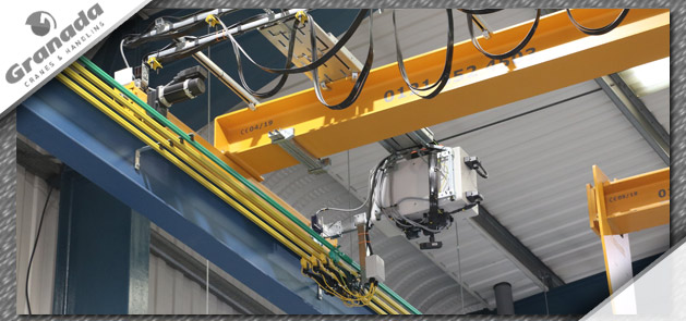 Overhead crane conductor system